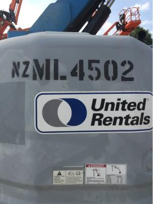 Detail photo of 2007 Genie Z-45/25 RT from Construction Equipment Guide
