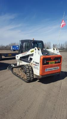 Detail photo of 2012 Bobcat T630 from Construction Equipment Guide