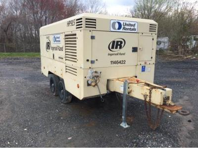 Detail photo of 2010 Ingersoll Rand HP915WCU from Construction Equipment Guide
