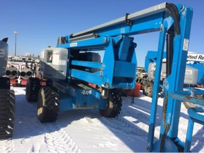 Detail photo of 2010 Genie Z-60/34 from Construction Equipment Guide