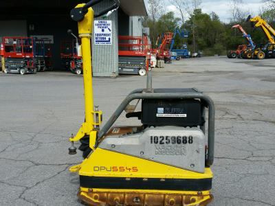 Detail photo of 2014 Wacker Neuson DPU 5545HE from Construction Equipment Guide