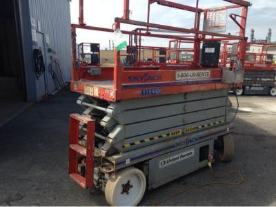 Detail photo of 2010 Skyjack SJIII 3226 from Construction Equipment Guide