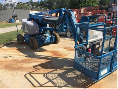 Detail photo of 2007 Genie Z-45/25J from Construction Equipment Guide