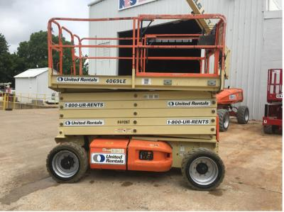 Detail photo of 2009 JLG 4069LE from Construction Equipment Guide
