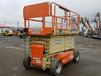 Detail photo of 2011 JLG 4069LE from Construction Equipment Guide