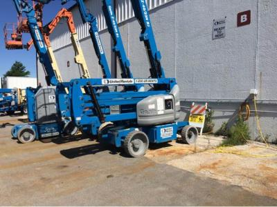 Detail photo of 2008 Genie Z-40/23N from Construction Equipment Guide