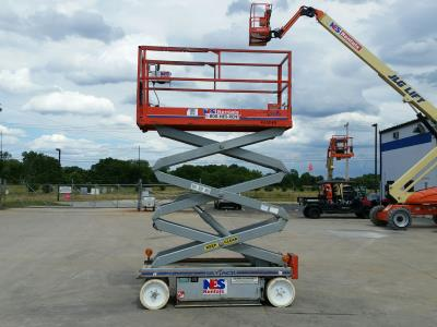 Detail photo of 2007 Skyjack SJIII 3220 from Construction Equipment Guide