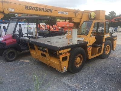 Detail photo of 2000 Broderson IC-80-3F from Construction Equipment Guide