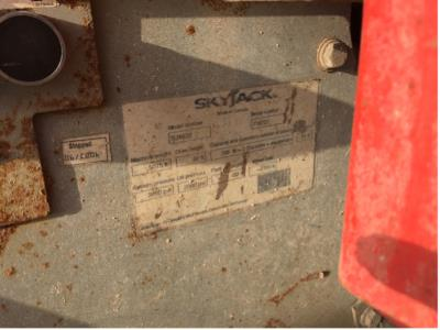 Detail photo of 2006 Skyjack SJIII 4632 from Construction Equipment Guide