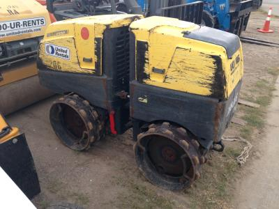 Detail photo of 2011 Bomag BMP 8500 from Construction Equipment Guide