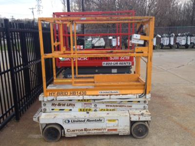 Detail photo of 2008 HY-BRID HB1430 from Construction Equipment Guide