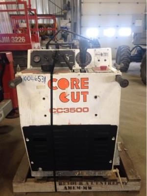 Detail photo of 2012 Core Cut CC3500 from Construction Equipment Guide