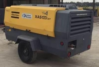 Detail photo of 2013 Atlas Copco XAS 400 from Construction Equipment Guide