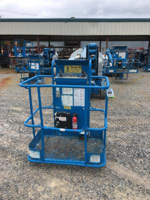 Detail photo of 2007 Genie Z-40/23N RJ from Construction Equipment Guide