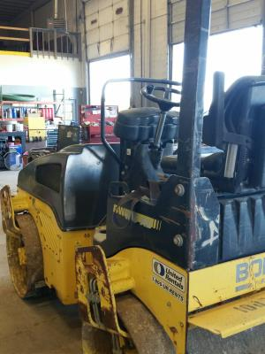 Detail photo of 2012 Bomag BW 120 AD-4 from Construction Equipment Guide