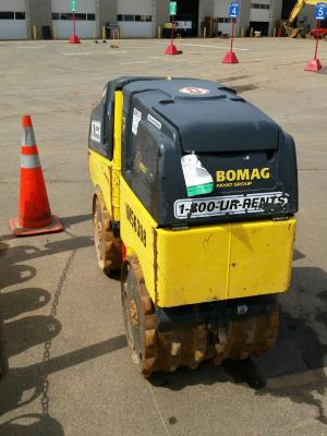Detail photo of 2013 Bomag BMP 8500 from Construction Equipment Guide