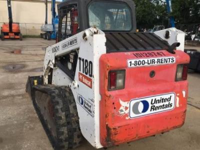 Detail photo of 2013 Bobcat T180 from Construction Equipment Guide
