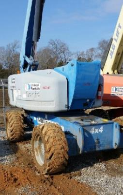 Detail photo of 2008 Genie Z-80/60 from Construction Equipment Guide