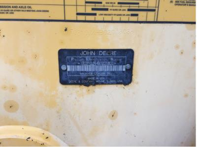 Detail photo of 2011 John Deere 310J from Construction Equipment Guide