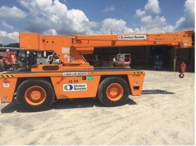 Detail photo of 1999 Broderson IC-200-2C from Construction Equipment Guide
