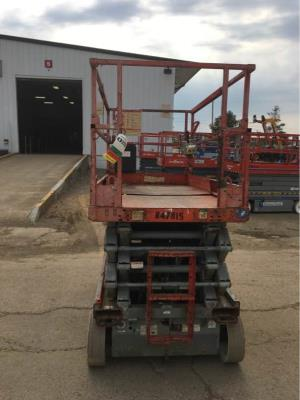 Detail photo of 2007 Skyjack SJIII 4632 from Construction Equipment Guide