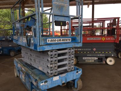 Detail photo of 2008 Genie GS-3246 from Construction Equipment Guide