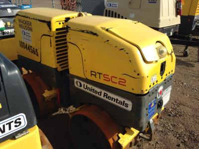 Detail photo of 2012 Wacker Neuson RT82-SC from Construction Equipment Guide