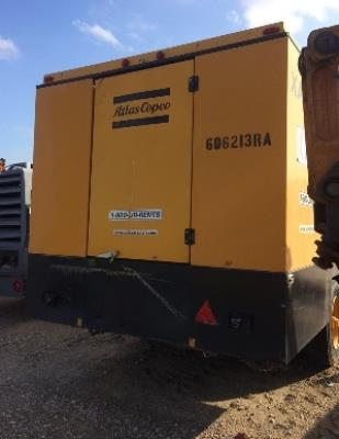 Detail photo of 2005 Atlas Copco XASE 1600 from Construction Equipment Guide