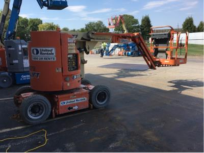Detail photo of 2008 JLG E300AJ from Construction Equipment Guide