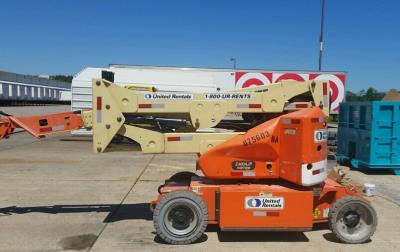 Detail photo of 2009 JLG E450AJ from Construction Equipment Guide