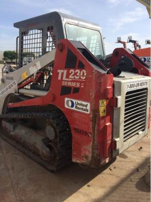 Detail photo of 2013 Takeuchi TL230C from Construction Equipment Guide