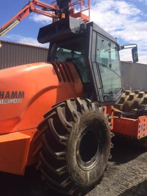 Detail photo of 2012 Hamm 3412P from Construction Equipment Guide