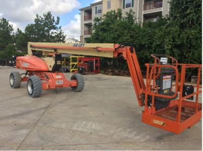 Detail photo of 2008 JLG E600J from Construction Equipment Guide
