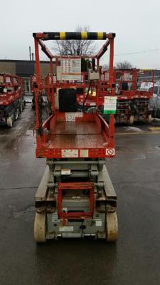 Detail photo of 2010 Skyjack SJIII 3219 from Construction Equipment Guide