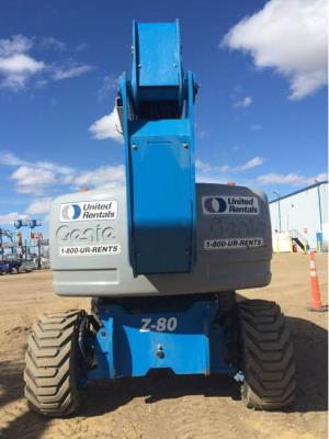 Detail photo of 2013 Genie Z-80/60 from Construction Equipment Guide