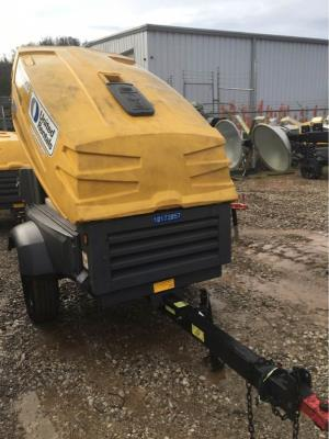 Detail photo of 2013 Atlas Copco XAS 185 from Construction Equipment Guide