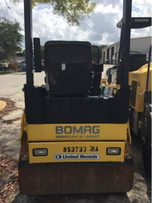 Detail photo of 2011 Bomag BW 120 AD-4 from Construction Equipment Guide
