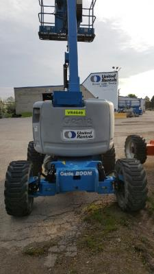 Detail photo of 2009 Genie Z-45/25J RT from Construction Equipment Guide