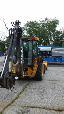 Detail photo of 2011 John Deere 310J from Construction Equipment Guide