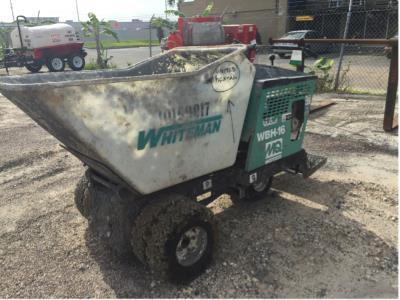 Detail photo of 2013 Multiquip WBH16 from Construction Equipment Guide