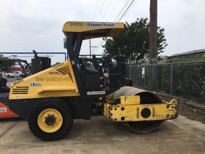 Detail photo of 2012 Bomag BW 145 DH-40 from Construction Equipment Guide