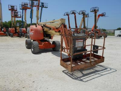 Detail photo of 2008 JLG 450 AJ from Construction Equipment Guide