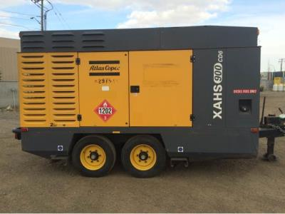 Detail photo of 2010 Atlas Copco XAHS 900 CD from Construction Equipment Guide