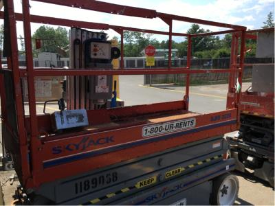 Detail photo of 2011 Skyjack SJIII 3220 from Construction Equipment Guide