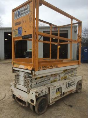 Detail photo of 2009 HY-BRID HB1430 from Construction Equipment Guide