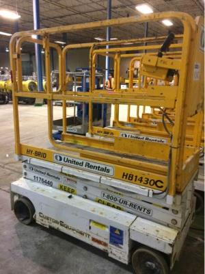 Detail photo of 2011 HY-BRID HB1430 from Construction Equipment Guide