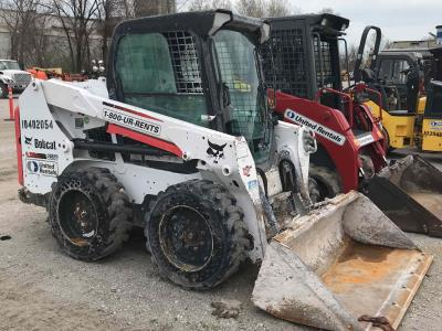 Bobcat S550 Skid Steer Loaders for Sale | CEG
