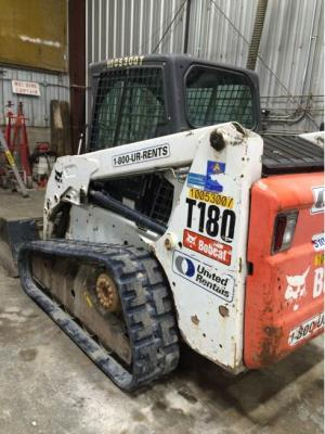 Detail photo of 2012 Bobcat T180 from Construction Equipment Guide