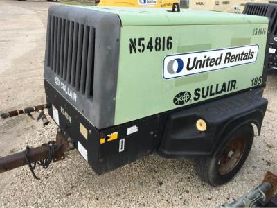 Detail photo of 2008 Sullair 185 from Construction Equipment Guide