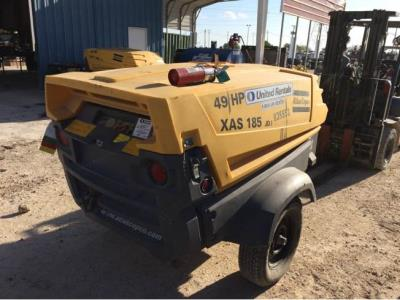 Detail photo of 2010 Atlas Copco XAS 185 from Construction Equipment Guide